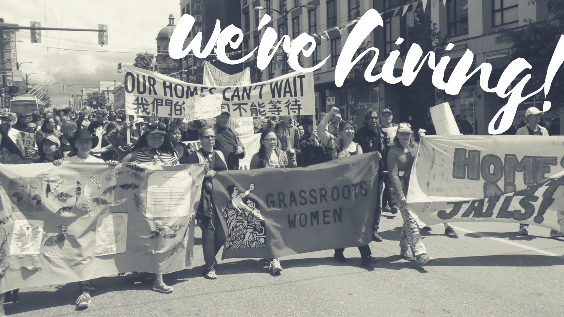 We are hiring! CCAP Community Outreach Organizer
